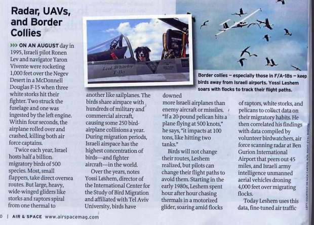 Air & Space Radars, UAVS