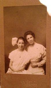 Celia and Pauline Amsel